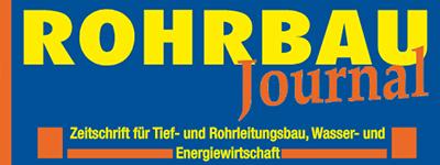 rohrbau-journal Presse