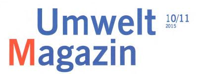 umwelt-magazin Presse